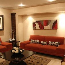 Modern Living Room Tandiwe Kanyangarara