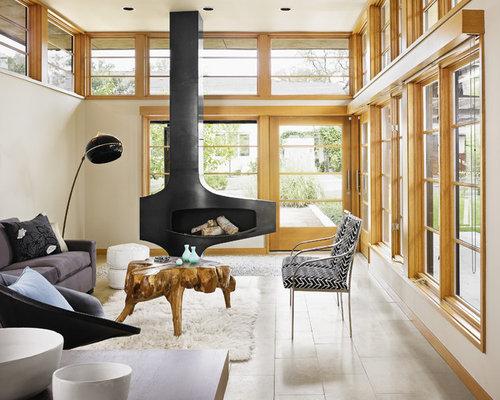 SaveEmail - Freestanding Wood Stove Houzz
