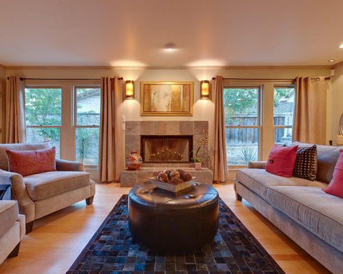 Sconces Over Fireplace Houzz