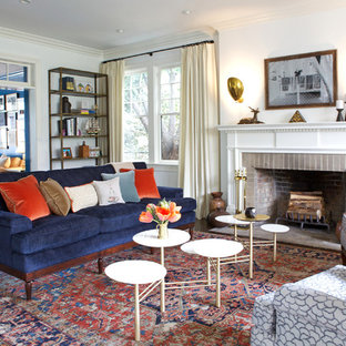 Most Popular Traditional Living Room Design Ideas