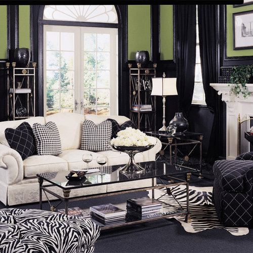 Example Of A Living Room Design In Houston. Save Photo. Castle Furniture · Taylor  King Furniture