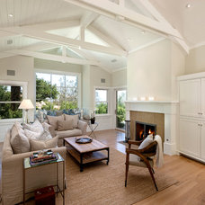 Traditional Living Room by Neumann Mendro Andrulaitis Architects LLP