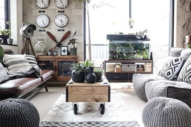 インダストリアル リビング by Ambient Lounge (Australia)
