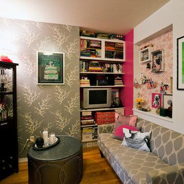 Teeny Tiny Itty Bitty studio apartment