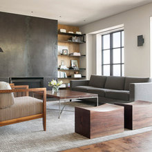 Hanson/Fitzpatrick Condo fireplace