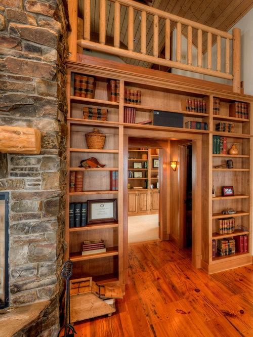 Shelves Around Door Home Design Ideas Pictures Remodel