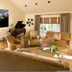 Tenafly Living Room