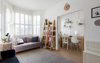 My Houzz: A Casa di Teri Muncey, la Blogger di The Lovely Drawer