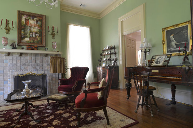 My Houzz Step Inside A Grand 1800s Victorian