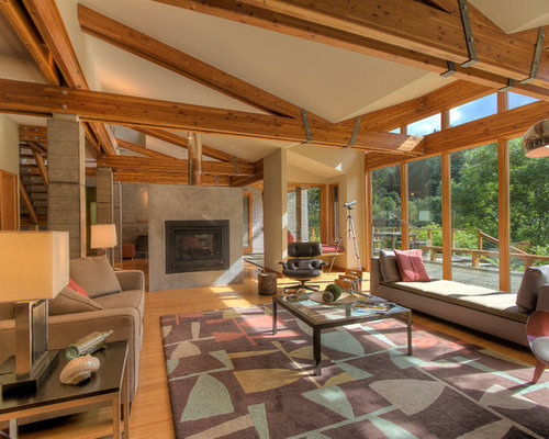 Laminated Beams Home Design Ideas Pictures Remodel And Decor