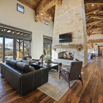 Texas Hill Country Residence