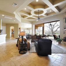 Modern Living Room by Dawn Hearn Interior Design