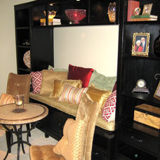 Eclectic Living Room by Tracey Garcia