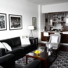 Living Room by Jason Pavlacka Design