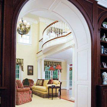 The Arbordale Plan #452: Great Room