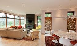 the Bauhaus living space
