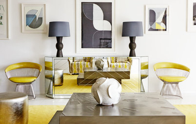 Spotted! Mild to Wild Colour-Blocked Schemes