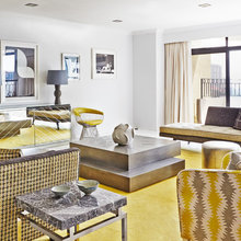 Hello, Yellow is a Fun Hue to Refresh Your Home