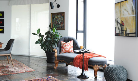 Own a Sofa You Don't Like? Here Are 6 Ways to Work Around It