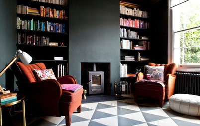 18 Ways to Style Your Fireplace for the New Season