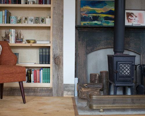 Ideas para salones dise os de salones de estilo de casa - Televisores sin marco ...