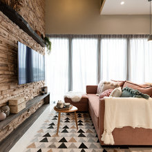 Brilliant Ideas for Your Television Feature Wall