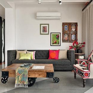 Kolonialstil Wohnzimmer in Ahmedabad
