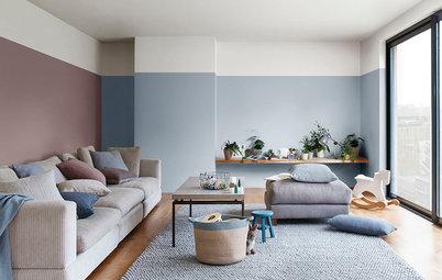 5 consejos profesionales para redecorar las paredes