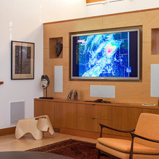 Contemporary Living Room by JUAN FELIPE GOLDSTEIN DESIGN CO