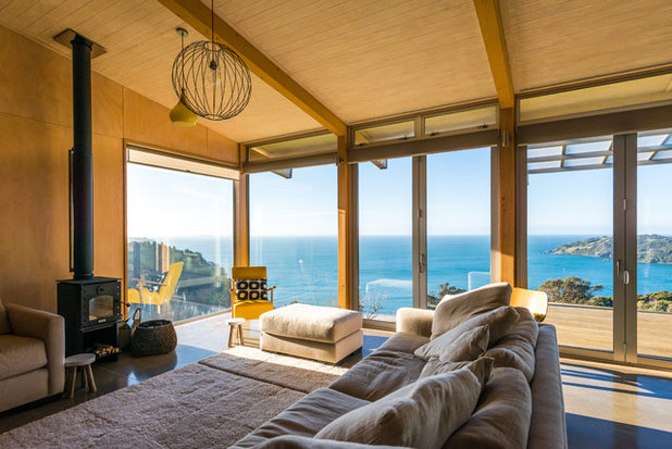Contemporary Living Room by Charissa Snijders Architect