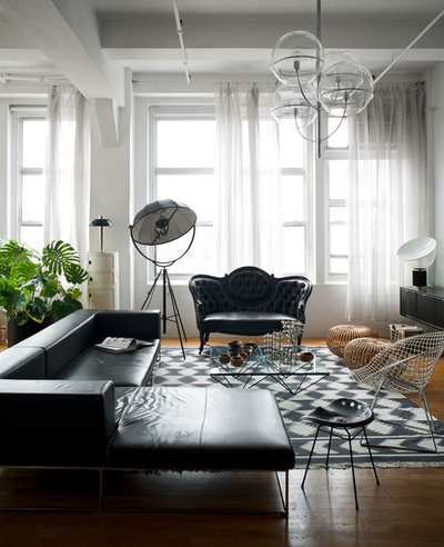 Victorian Living Room by Kit Republic
