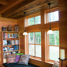 Traditional Living Room by Decatur Construction