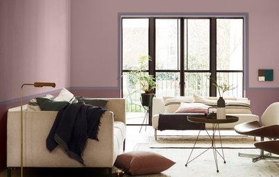 5 tríos de color para decorar el salón. ¿Cuál te gusta más?