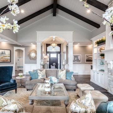 The Heritage Haven 2016 Salt Lake Award Winning Parade Home