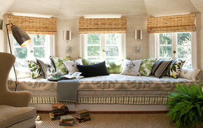 Simple Pleasures: Cozy Up Your Reading Spot