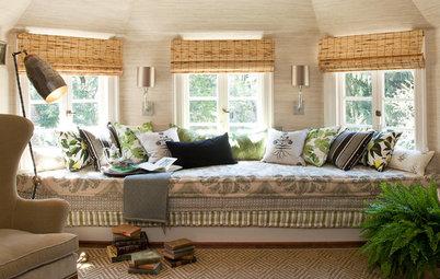 Simple Pleasures: Cozy Up Your Reading Spot