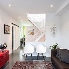 Contemporary Living Room by Colizza Bruni Architecture Inc.