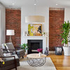 Houzz Tour: New Design Complements Historic Charm in Tennessee