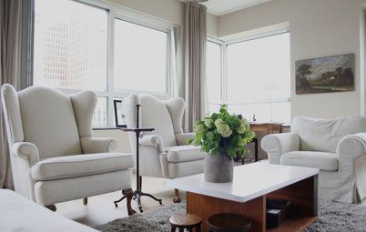 My Houzz: Light and Bright in an Amsterdam High-Rise