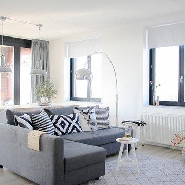 The home of Karlijn and Pieter
