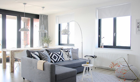 My Houzz: A Soothing Home in the Netherlands for a New Family
