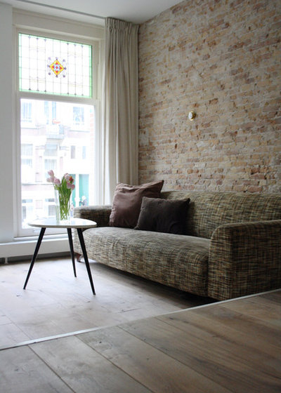 suivez le guide une maison chic aux notes industrielles rotterdam. Black Bedroom Furniture Sets. Home Design Ideas
