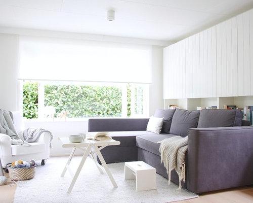 Idee e foto di soggiorni ikea kivik sofa