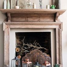 11 Fabulous Fireplace Fillers
