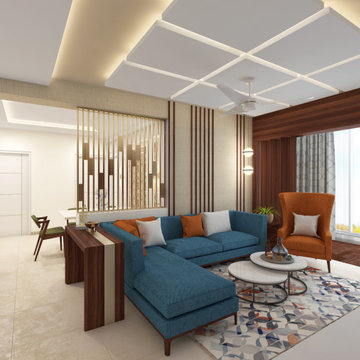 THE INDIAN CONTEMPORARY HAVEN