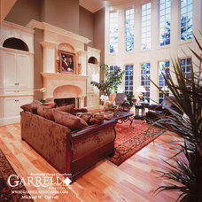 Traditional Living Room by Garrell Associates, Incorporated