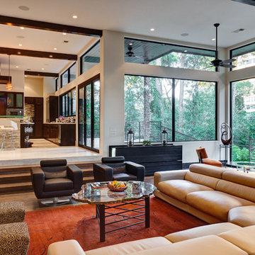 The LeBlanc-Cox Residence