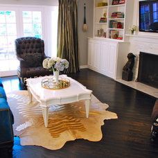 Eclectic Living Room by Jessica McClendon