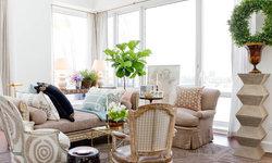 The Living Room: Susan Zises Green, Inc. ASID