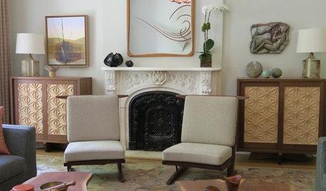 ペットのミニブタも家族も幸せ。アート作品に囲まれた、温かみあふれる家